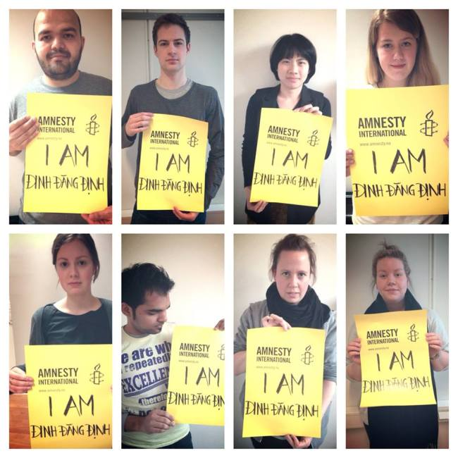 Amnesty International Student Network